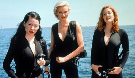FOTO: Charlieho andílci - Lucy Liu, Cameron Diaz a Drew Barrymore - Columbia Pictures