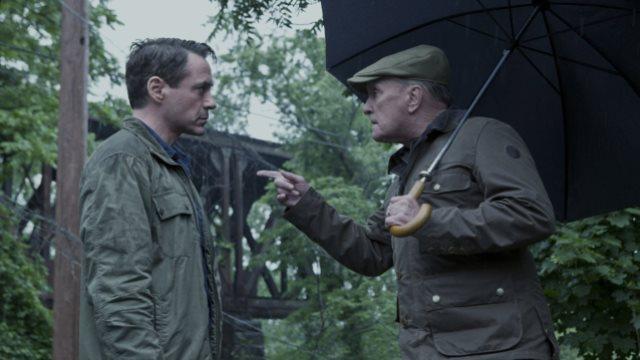 Robert Downey Jr. se snaží zjistit, kde je pravda. Zabil otec, či nezabil? Zdroj: Warner Bros. CZ