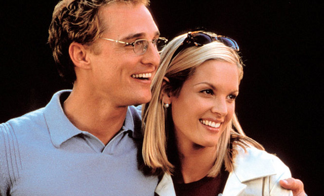 FOTO: Svatby podle Mary - Bridgette Wilson a Matthew McConaughey - Columbia Pictures