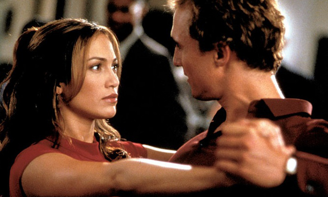 FOTO: Svatby podle Mary - Jennifer Lopez a Matthew McConaughey - Columbia Pictures