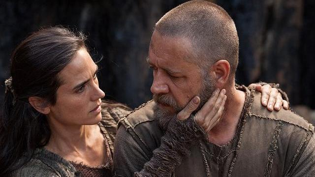 FOTO: Jennifer Connelly Russell Crowe Noah