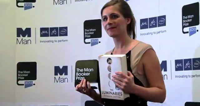 foto: Man Booker Prize 2013