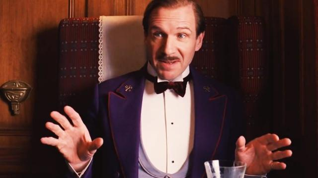 FOTO: Ralph Fiennes Grand Budapest Hotel