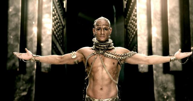 FOTO: Rodrigo Santoro 300 Rise of Empire