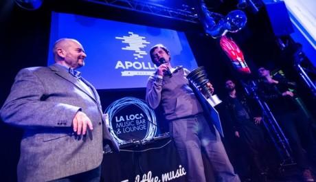 FOTO: Bratři Orffové vítězem hudební Ceny Apollo 2013