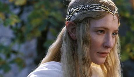 FOTO: Cate Blanchett - Pán prstenů - New Line Cinema