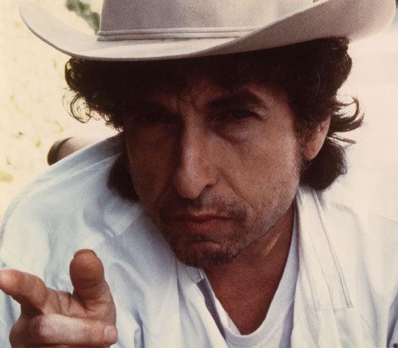 Bob Dylan. Zdroj: facebook interpreta
