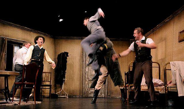 FOTO: 150. repríza inscenaci hráči v Divadle Rokoko