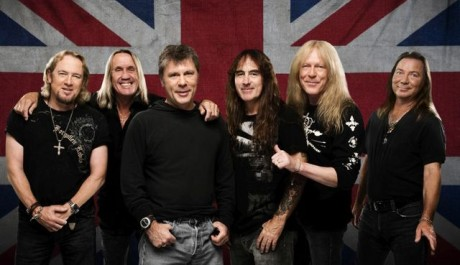 FOTO: Iron Maiden