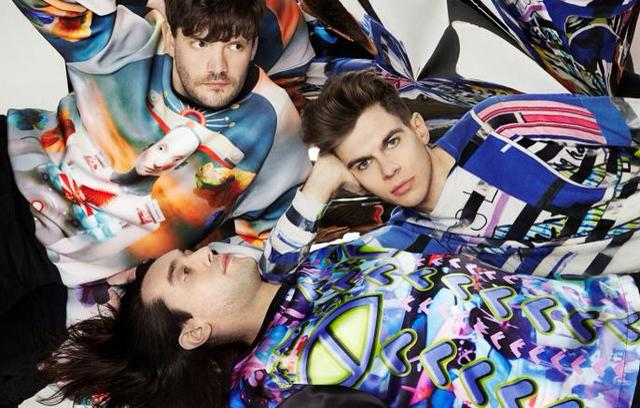 Klaxons - Atlantis 2 Interzone / 4 Horsemen Of 2012
