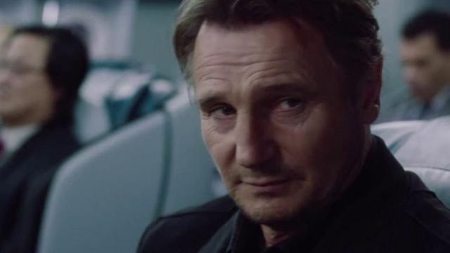 FOTO: Liam Neeson Non-Stop