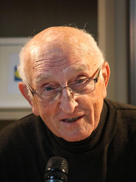 Otakar Brousek st. Zdroj: Wikipedia.com; FOTO: Matěj Baťha