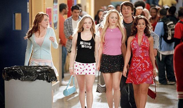 FOTO: Amanda Seyfried, Rachel McAdams, Lacey Chabert a Lindsay Lohan (2) - Paramount Pictures