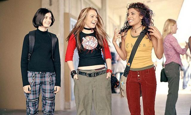 FOTO: Mezi námi děvčaty - Lindsay Lohan - Walt Disney Pictures