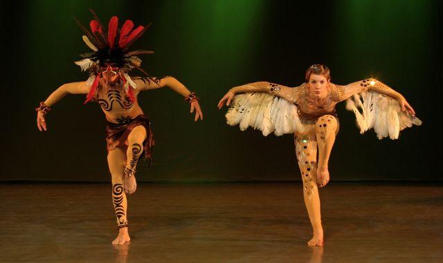 FOTO: Taneční centrum Praha vystoupí s Kouzelnou flétnou a Tancem pralesa