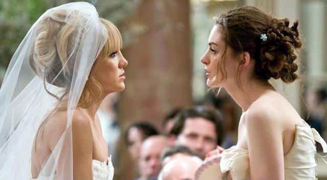 FOTO: Válka nevěst - Kate Hudson a Anne Hathaway - Fox Pictures 2000 (2)
