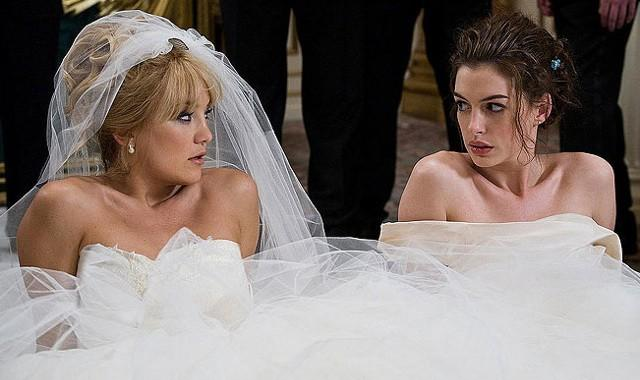 FOTO: Válka nevěst - Kate Hudson a Anne Hathaway - Fox 2000 pictures (3)