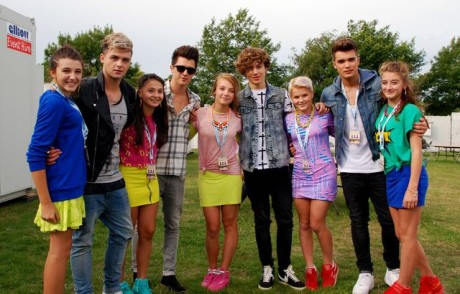 5Angels and Union J