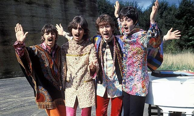FOTO: Magical mystery tour - New line cinema