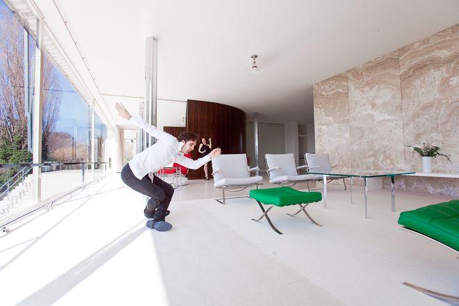 FOTO: Martin Dvořák tanečník