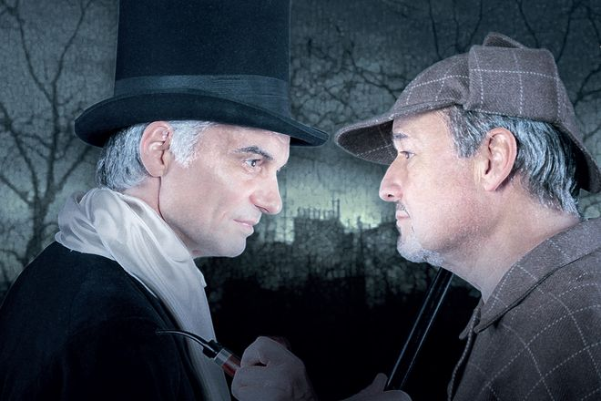 OBR: Arsène Lupin kontra Sherlock Holmes