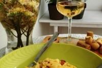 FOTO: Špagety carbonnara