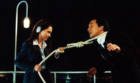 FOTO: Tuxedo - Jackie Chan a Jennifer Love Hewitt - Dreamworks Pictures