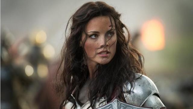 FOTO: Jaimie Alexander Thor Dark World
