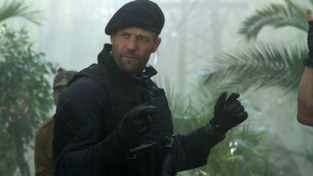 FOTO: Jason Statham Expendables 2