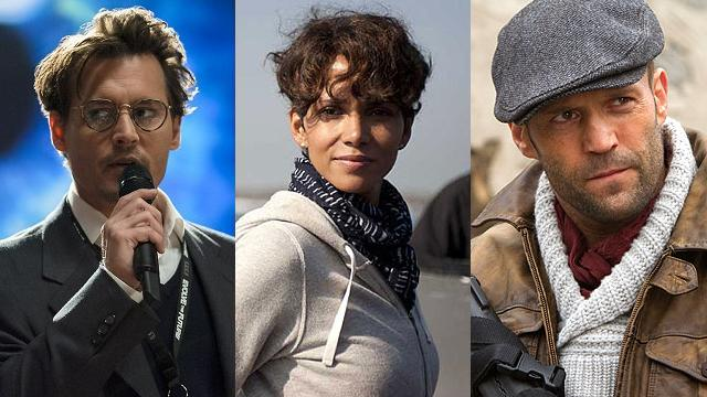 FOTO: Johnny Depp Halle Berry Jason Statham