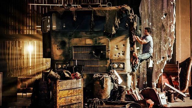 FOTO: Mark Wahlberg Transformers