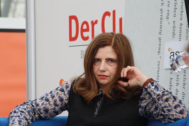 FOTO: Sibylle Lewitscharoff