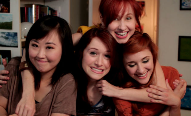 FOTO: The Lizzie Bennet Diaries
