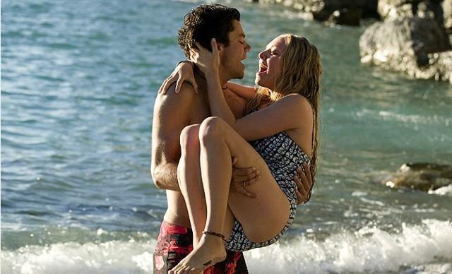 FOTO: Mamma mia! - Dominic Cooper a Amanda Seyfried - Universal Pictures