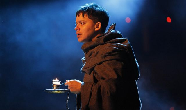 Foto: Petr Brovec v roli Adsona
