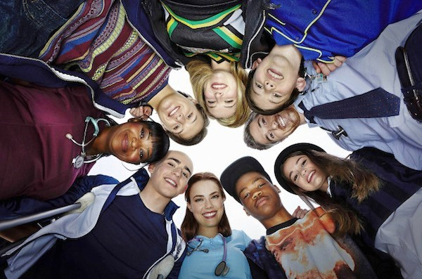 FOTO: Red Band Society