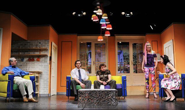 FOTO: Divadlo Rokoko chystá premiéru Burundangy