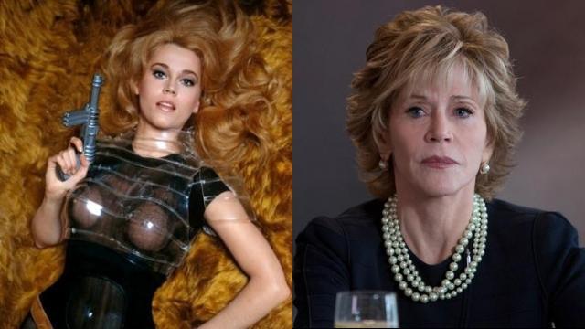 FOTO: Jane Fonda