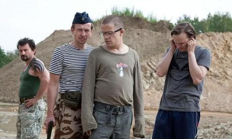 FOTO: Všiváci - Jiří Mádl - Bontonfilm