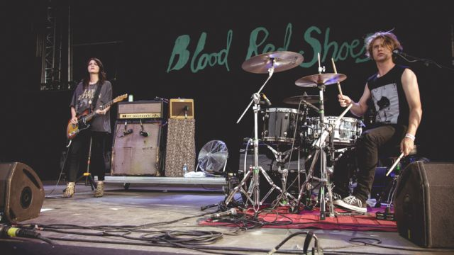 FOTO: Blood Red Shoes