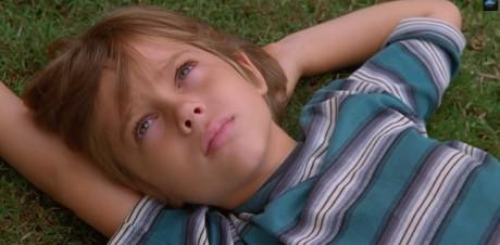 Film Chlapectví se natáčel dvanáct let. Zdroj: Reprofoto youtube.com.