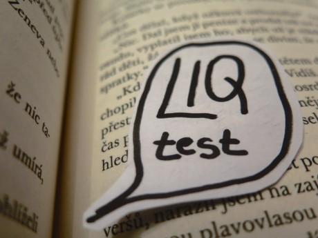 FOTO: LIQ test