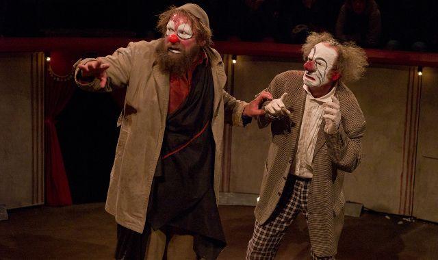FOTO: Cirque Trottola vystoupí na Letné Letné