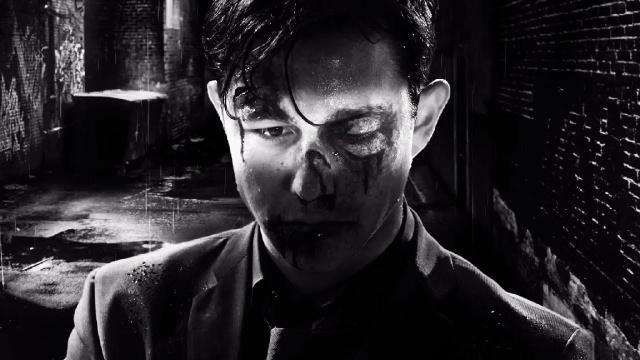 FOTO: Joseph Gordon Levitt Sin City
