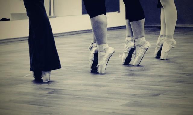Foto: Baletní škola Řetězová reakce
