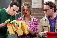 FOTO: Big Bang Theory