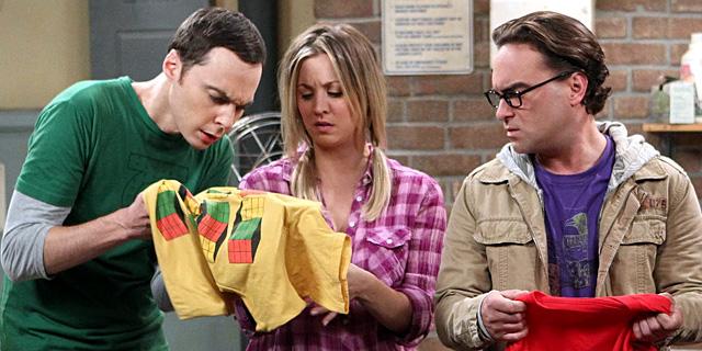 FOTO: Big Bang Theory