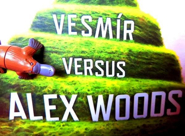 Jedna kniha týdně: Vesmír versus Alex Woods