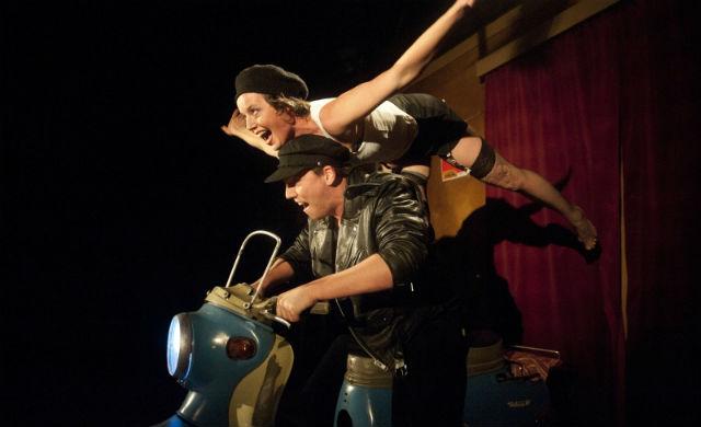 FOTO: Kabaret Astragal