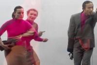 Inscenace vznikla jakou součást projektu LOBBY.